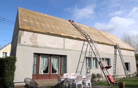 rénovation toiture Villeurbanne, lyon Rhône Alpes